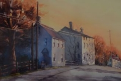BRANDYWINE - 22 X 29 - WATERCOLOR - $400