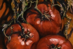 TOMATOES - 12 X 9 - OIL - $400